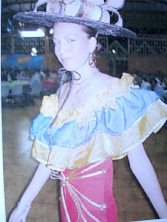 costume Guadeloupe