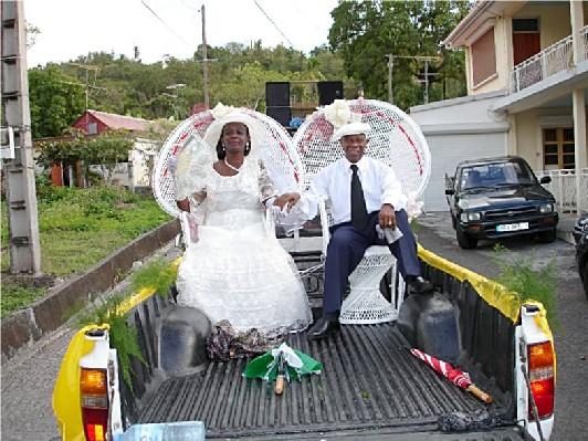 mariés Guadeloupe