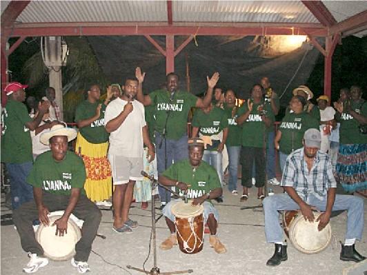 Guadeloupe- Kaladja-bouillante