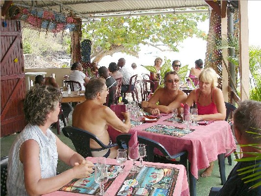Guadeloupe-restaurant