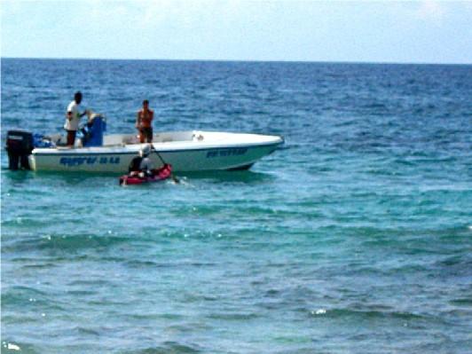 Guadeloupe-sauvetage