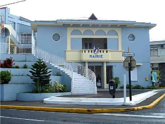 Commune de Baillif-Mairie