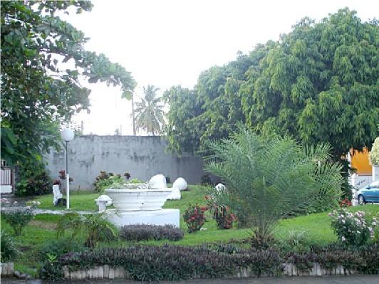 Commune baillif-jardin