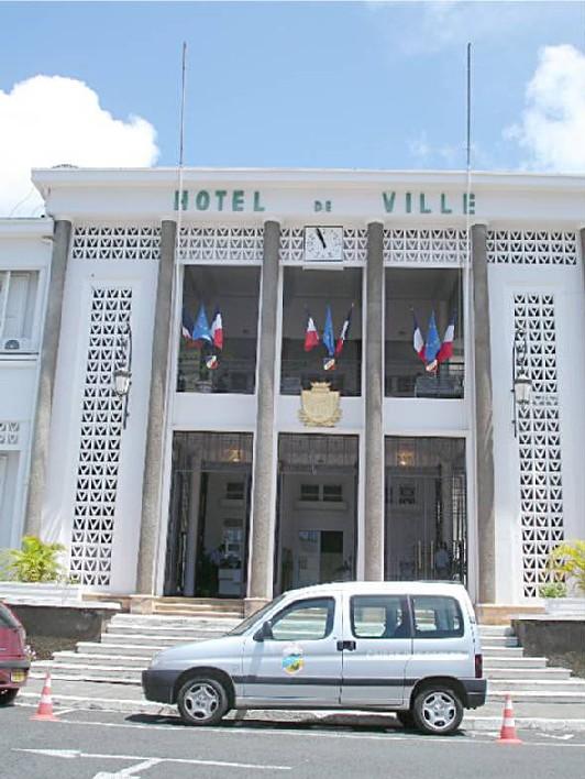 Trois Rivières-municipalité