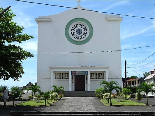 Trois Rivières-église