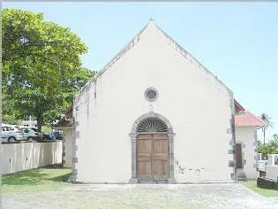 Vieux-Fort-église