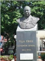 Ville de Pointe à Pitre-Eboué