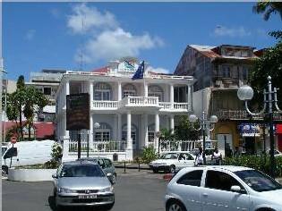 Ville de Pointe à Pitre-tourisme
