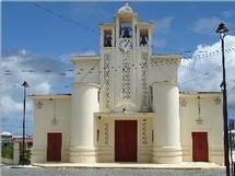 Commune de Baie Mahault-église