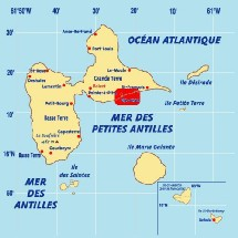 Sélection de villas en Guadeloupe