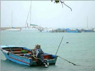 Commune Sainte Anne-bateaux