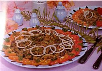 Recette créole-plat