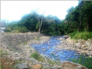 Commune Bouillante-la Rivière Losteau