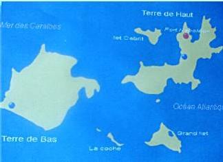 Les Saintes-Guadeloupe