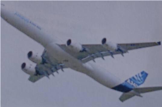 Air Bus A 340