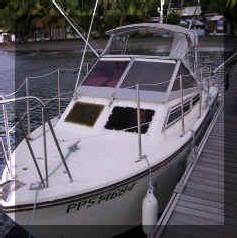 bateau de pêche au gros en guadeloupe