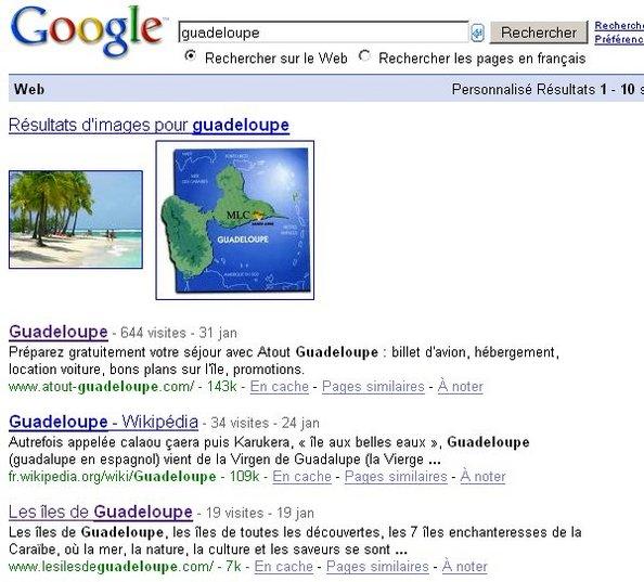 1er site de Guadeloupe