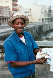pêcheur guadeloupe