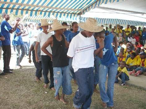 La danse de groupe