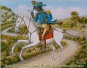 Un soldat napoléonien