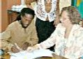 Accords commerciaux entre D. Lamalle-Jamaïque