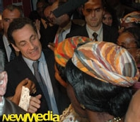 Débat Marie Ségolène Royal / Nicolas Sarkozy