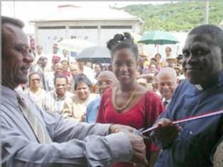 Félix Desplan maire de Pointe Noire