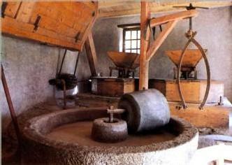Moulin hydraulique