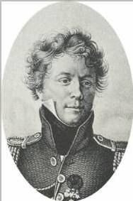 Officier français, années 1800