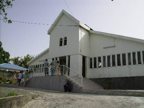 Le temple adventiste