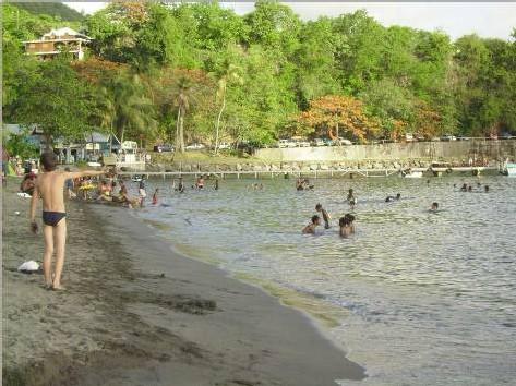 Les baigneurs de Malendure