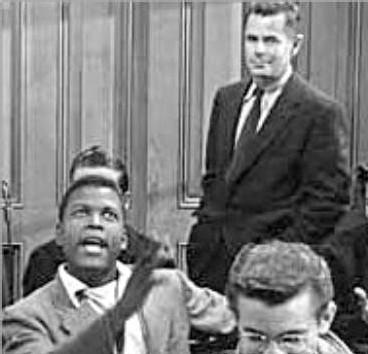 Photo du film ''graine de violence'' 1954