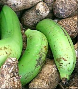 Les légumes pays en Guadeloupe