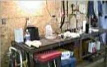 Laboratoire clandestin de drogues