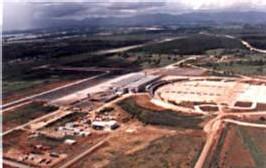 L'aéroport vu de la tour de contrôle