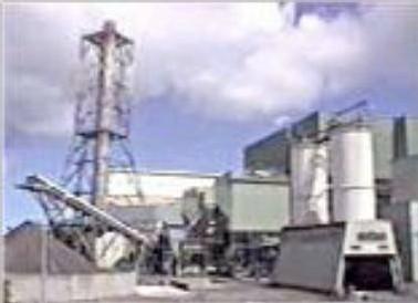 Centrale EDF bagasse charbon du Moule