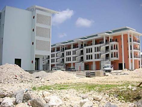 Immeubles neufs en construction  à Boissard .