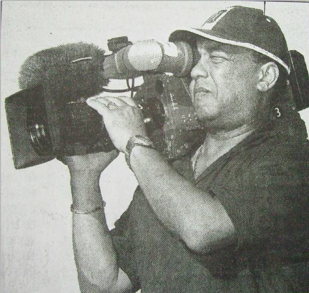 Marie - Joseph Sully, journaliste à RFO