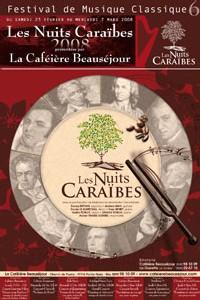 Le festival de musique classique des Nuits Caraïbes