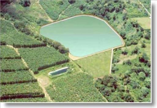image de synthèse du barrage DUMANOIR (@ conseil général)