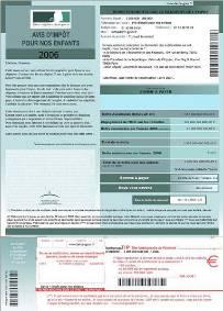 Préparez vous à recevoir vos feuilles d'impôts