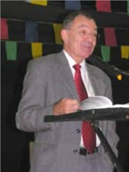 Alain MIOSSEC, recteur de l'académie de GUADELOUPE. Photo AC Guadeloupe