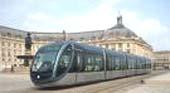 Le tramway à pneus, écologique, silencieux! Photo Transbus