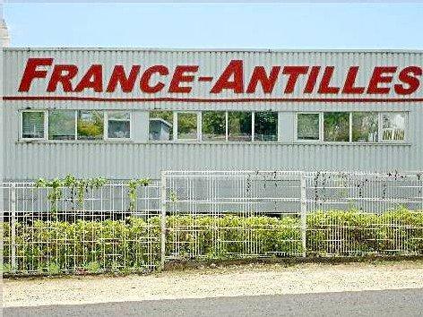 Siège de France - Antilles à Jarry