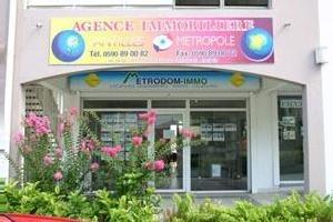 Agence immobilière Metrodom immo