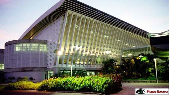 Aéroport Pôle Caraibes