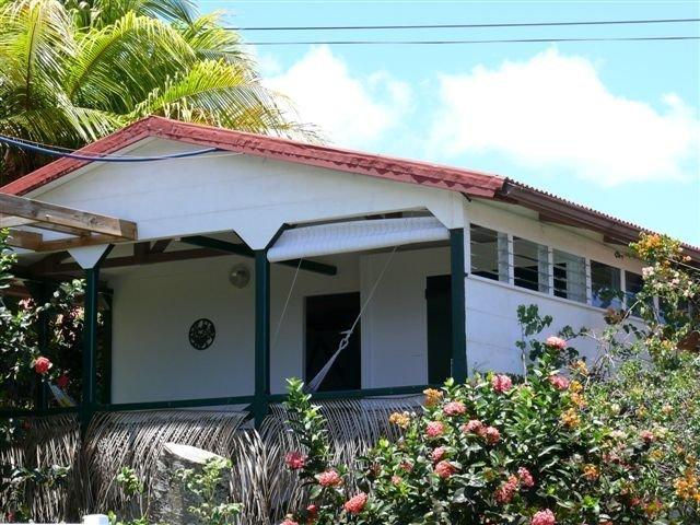 Les Chalets Sous-le-Vent, La maison des plongeurs