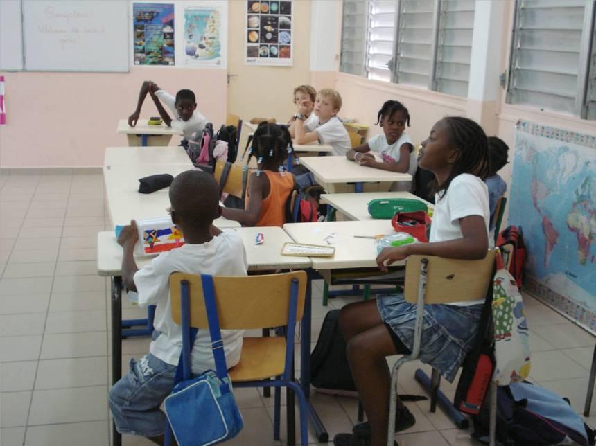 Les élèves donnent leurs idées sur les actions futures.