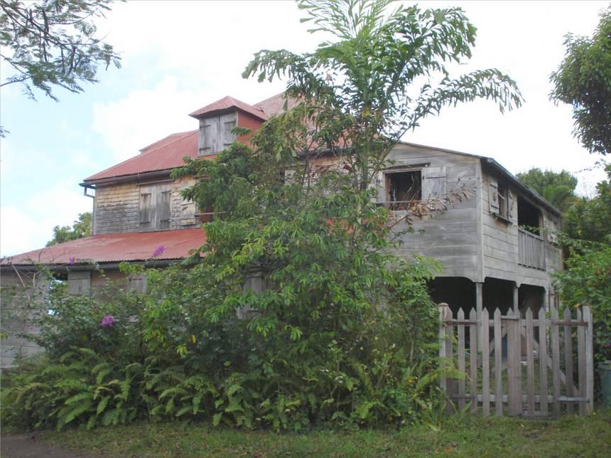 L'habitation MASSIEUX, une splendeur. Photo Atout-Guadeloupe