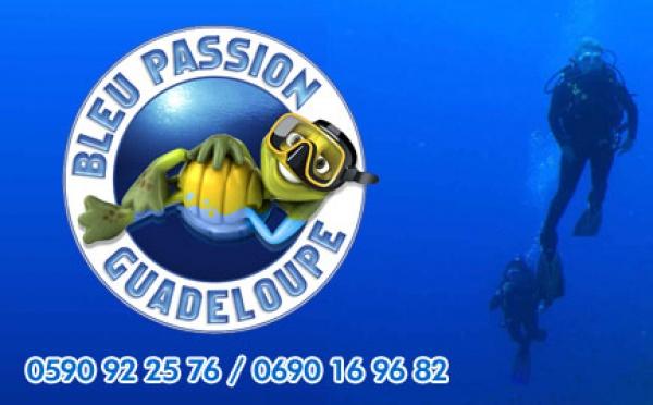 Bleu Passion Guadeloupe dans le guide du routard